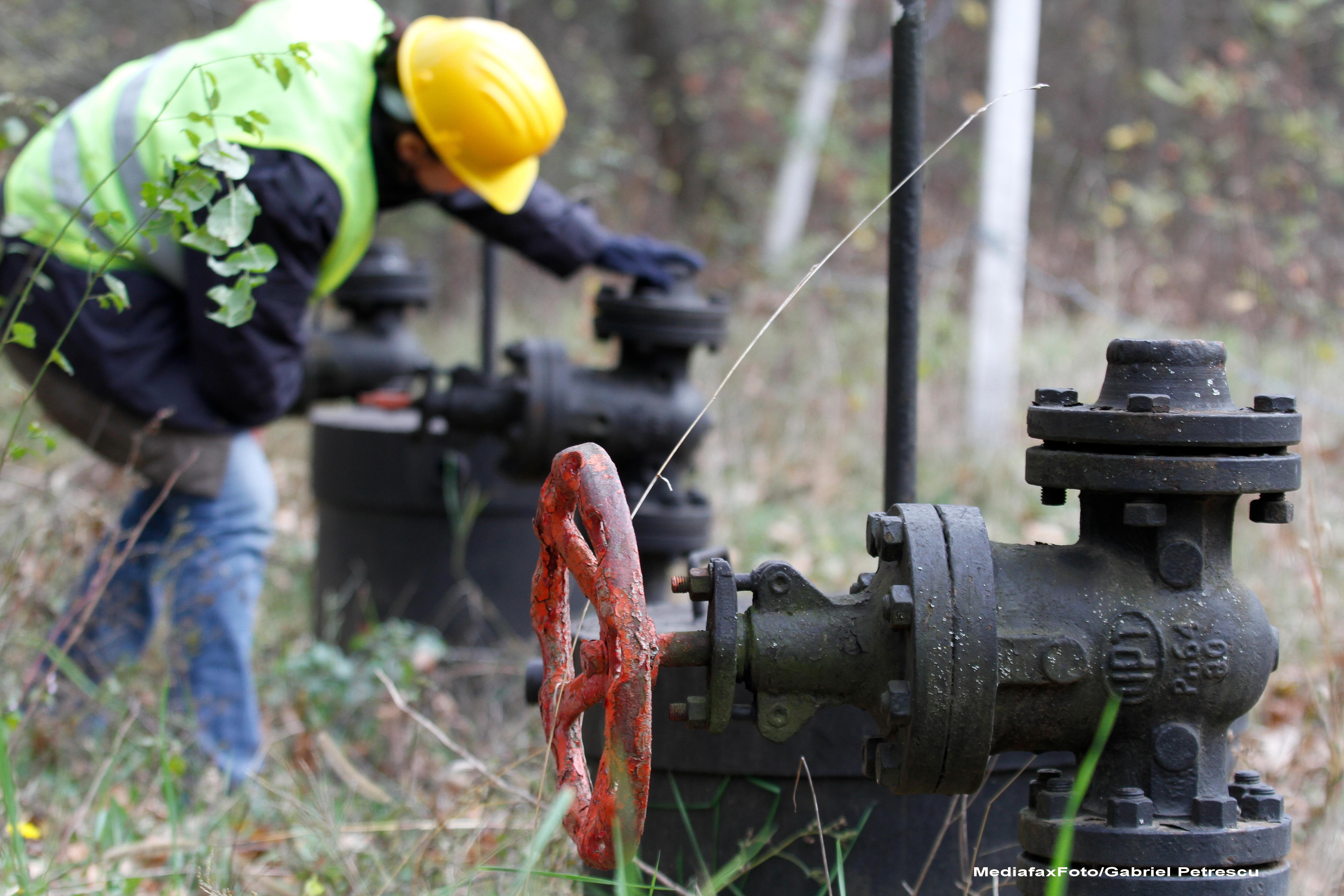 Departamentul pentru Energie din Guvern: Livrarile de gaze de la Gazprom revin la parametrii normali, cel putin pentru 2 zile