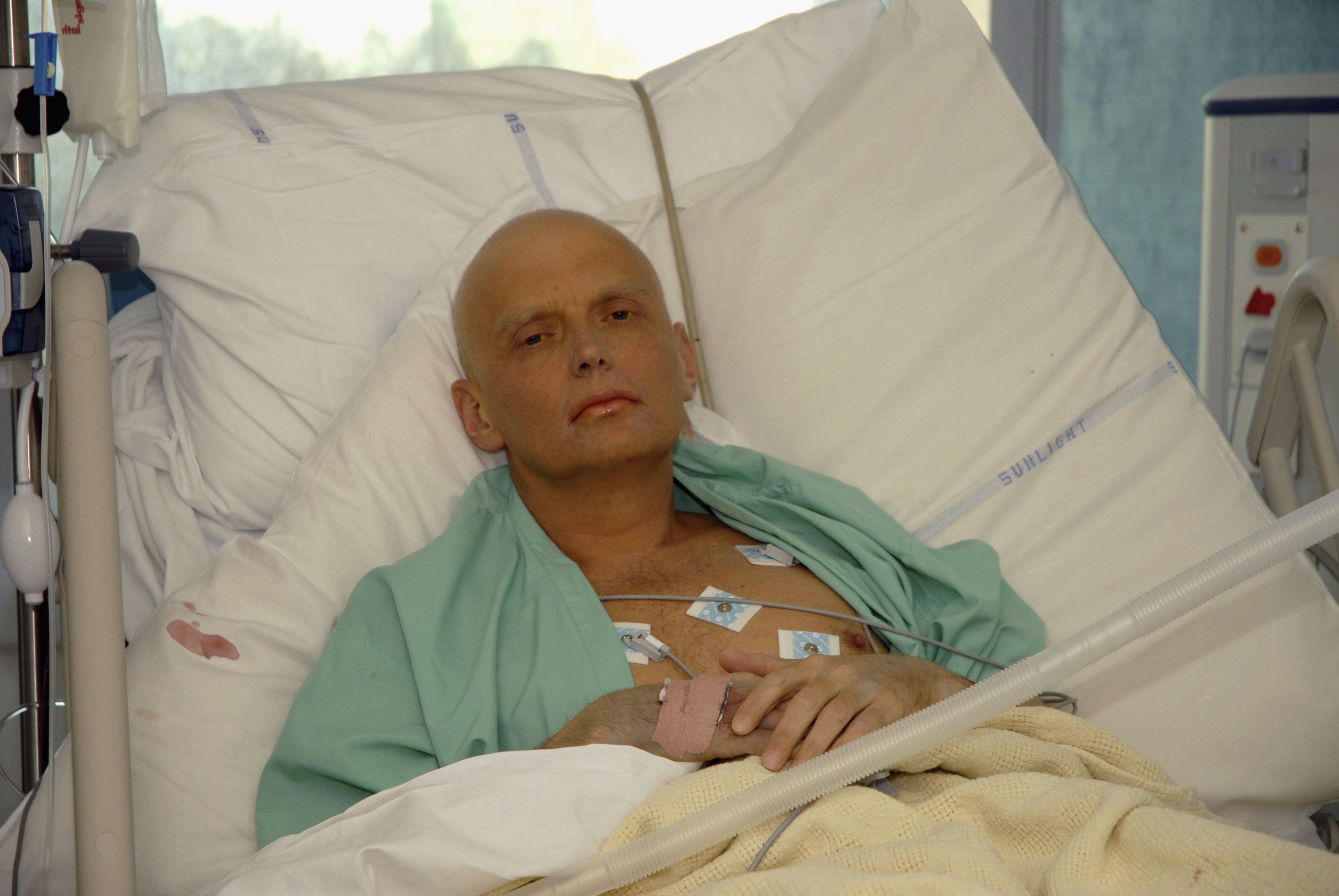 Principalul suspect in cazul otravirii lui Litvinenko are propriul show TV in Rusia