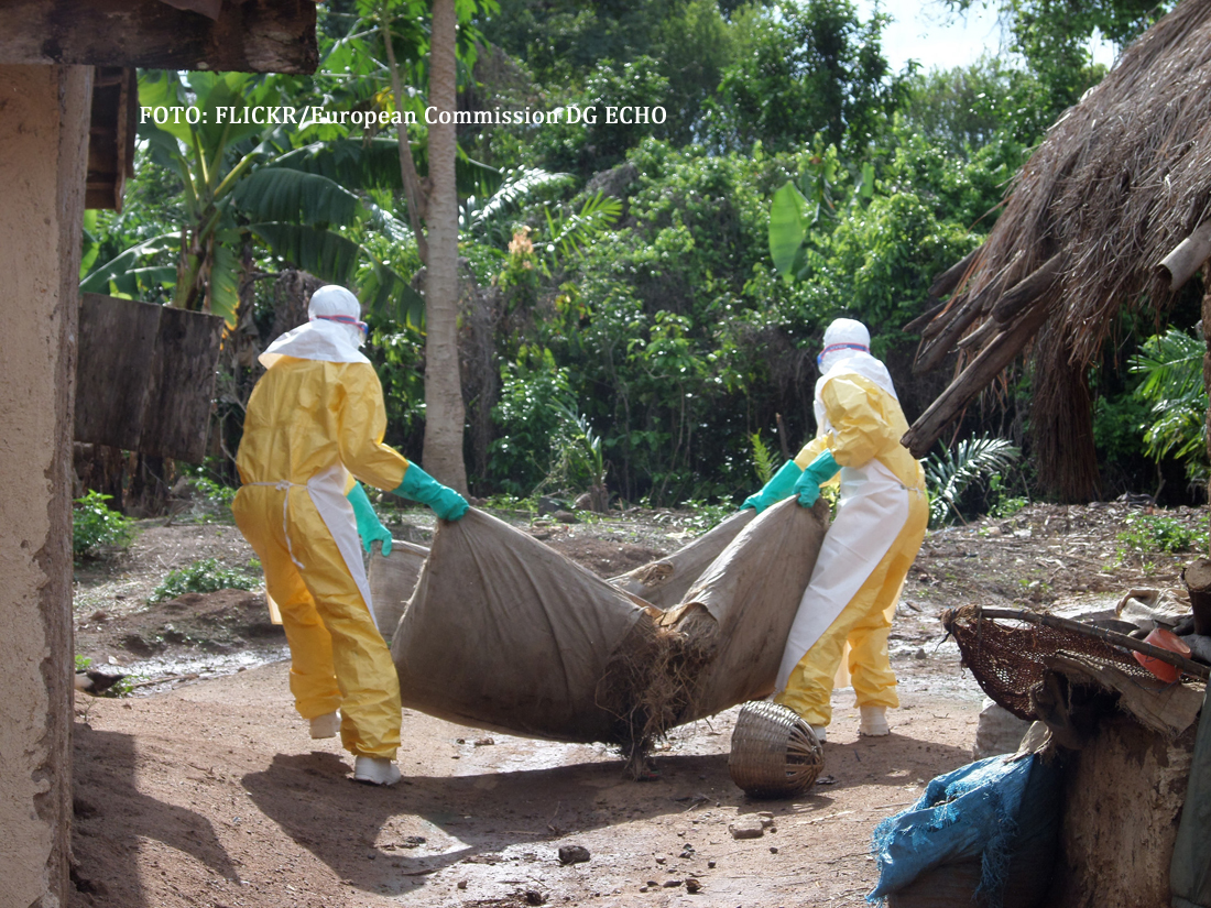 Panica in Liberia dupa ce un ziar local a scris ca doua femei infectate cu Ebola ar fi inviat