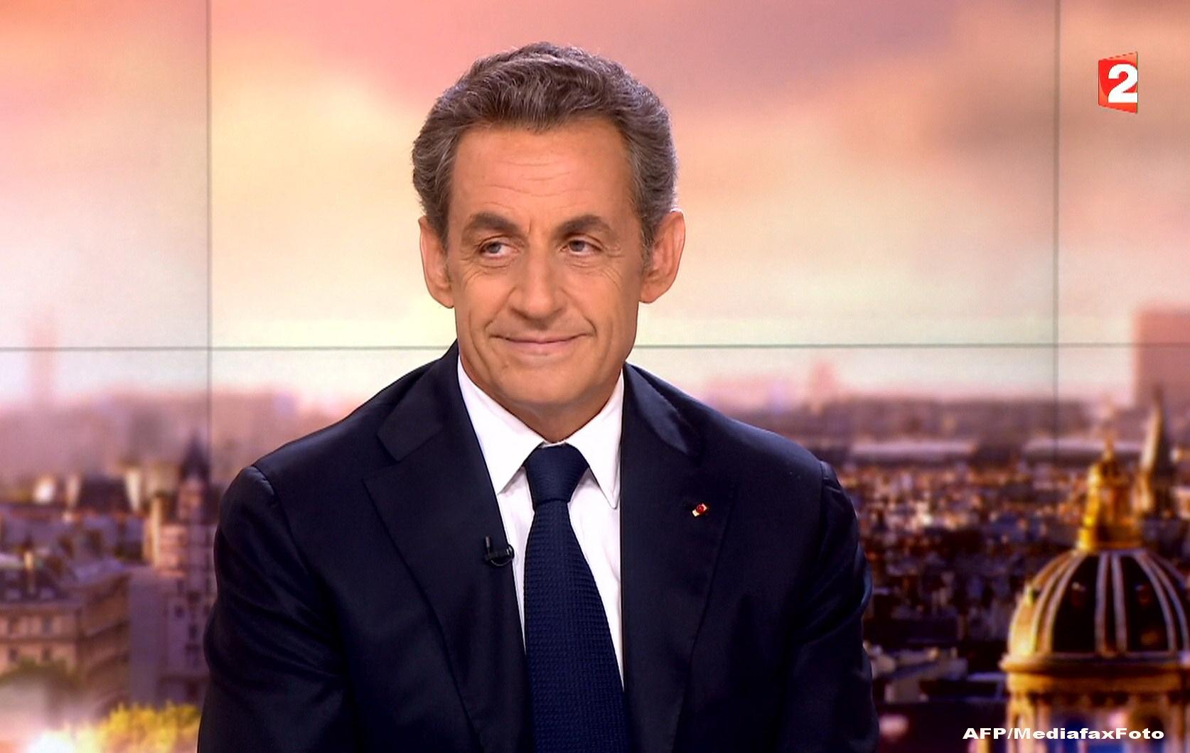 Nicolas Sarkozy, trimis în judecată pentru corupţie și trafic de influență