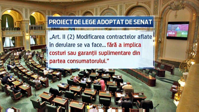 Proiect de lege care vizeaza milioane de romani. Conditiile in care ne-am putea transforma creditele din valuta in lei