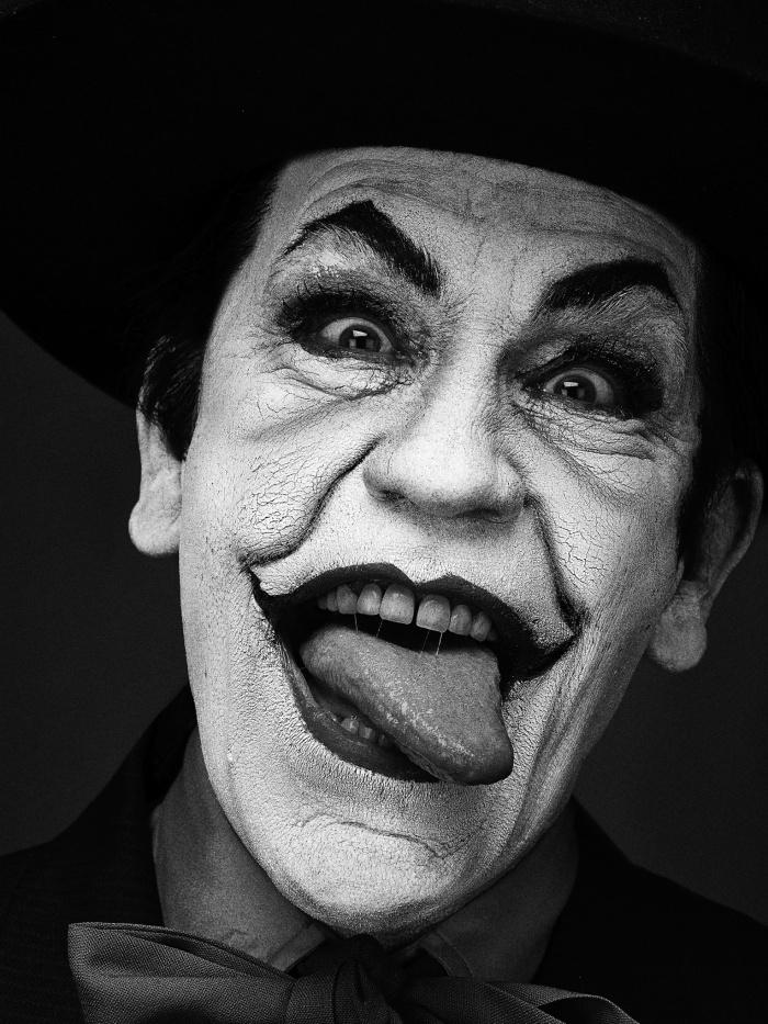 John Malkovich, in pielea tuturor. Actorul a recreat cele mai cunoscute portrete din lume. FOTO