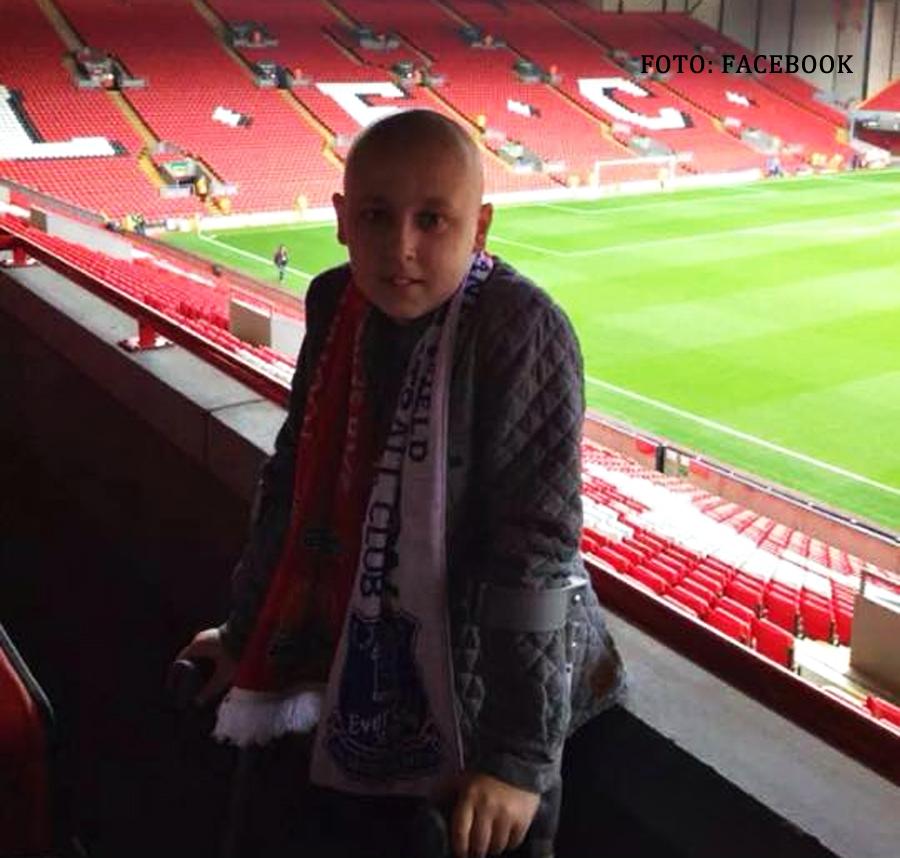 Un copil de 11 ani bolnav de cancer a fugit din spital pentru un moment unic: