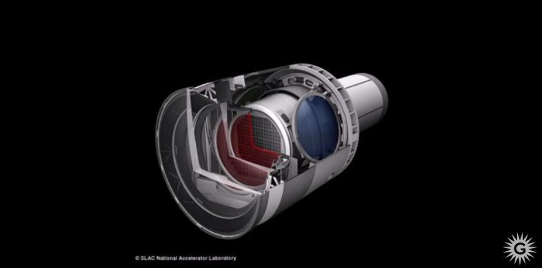 VIDEO Guvernul S.U.A. a aprobat proiectarea celei mai performante camere foto pentru cel mai mare telescop optic din lume