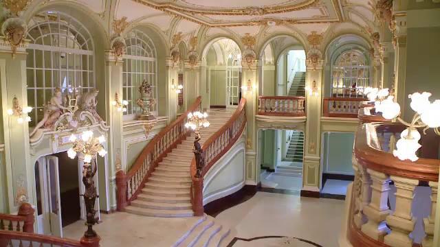 Teatrul National din Iasi, al doilea cel mai frumos din lume, in topul BBC. Istoricul cladirii vechi de peste 100 de ani