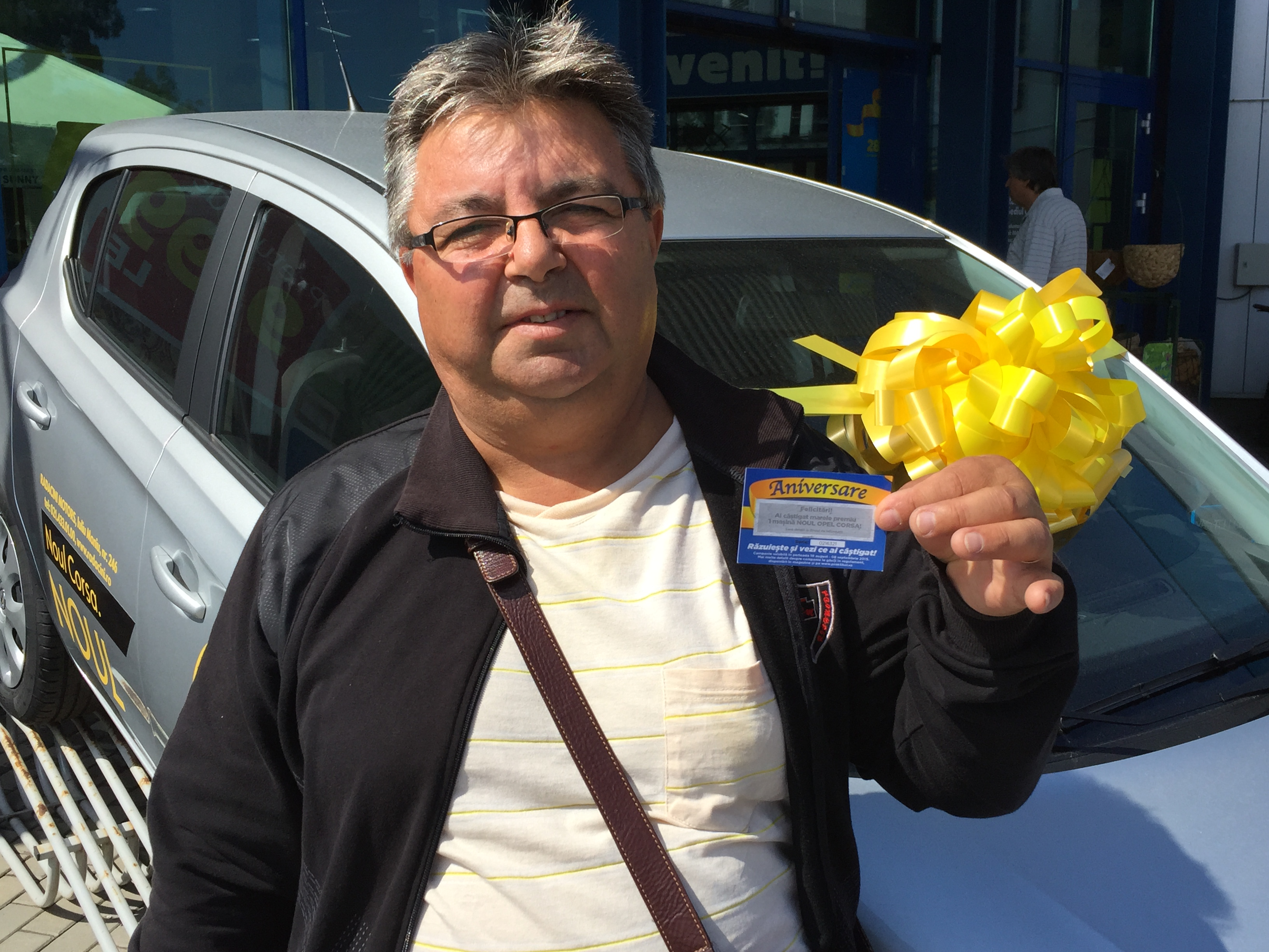 (P) Masini Opel de 15.000 euro la cumparaturi de doar 150 lei la Praktiker Romania