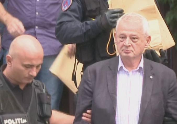 Sorin Oprescu, noua cerere de internare intr-un spital. CAB decide marti daca va fi eliberat din arest