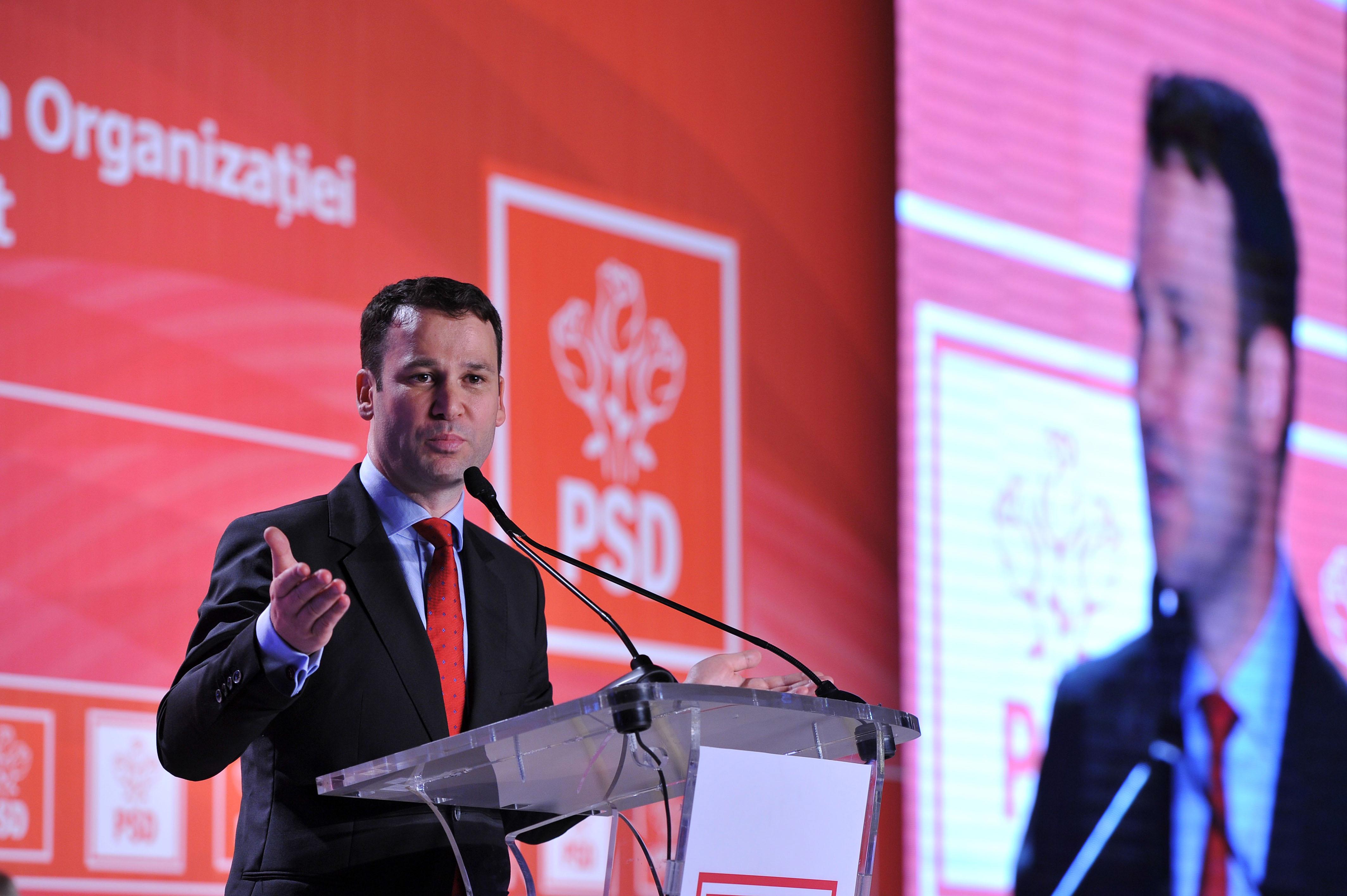 Robert Negoita a anuntat ca va candida pentru sefia PSD: