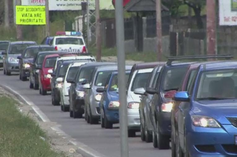 Traficul infernal de pe Valea Prahovei va deveni istorie. CNADNR face centuri ocolitoare in Comarnic si Busteni