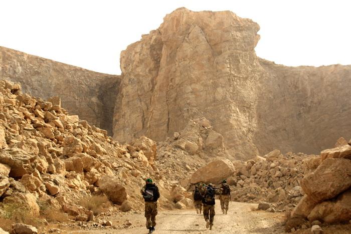 Australia a efectuat primul bombardament impotriva Statului Islamic in Siria. Distrugerile provocate de aviatie