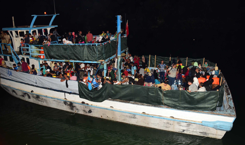 Misiuni de salvare in Marea Mediterana. Peste 4.500 de migranti, recuperati sambata in largul coastelor libiene