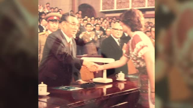 In anii '80, canta la Phenian pentru sotii Ceausescu si Kim Ir-sen. Azi, locuieste in cel mai scump cartier din Stockholm