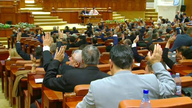 Marti se voteaza in Parlament noua motiune de cenzura impotriva Guvernului Ponta. PNL a convins doar UDMR sa voteze