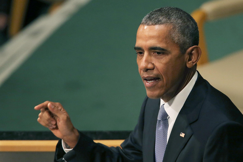 Obama, la Adunarea Generala a ONU: Sanctiunile contra Rusiei nu reflecta dorinta de a reveni la