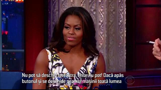 Michelle Obama, despre constrangerile vietii ca prima doamna a Statelor Unite:
