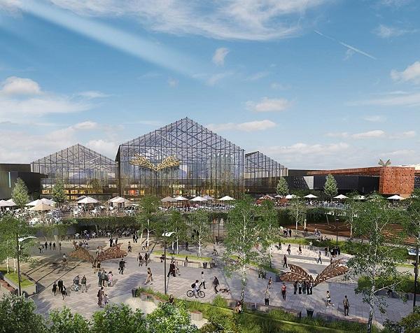 (P) ParkLake - mall-ul verde din inima orasului