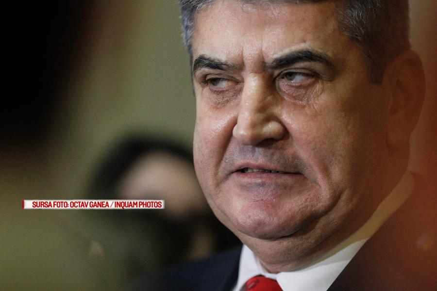 Comisia juridica din Senat a dat aviz FAVORABIL cererii DNA de incepere a urmaririi penale a lui Gabriel Oprea. Ce a declarat
