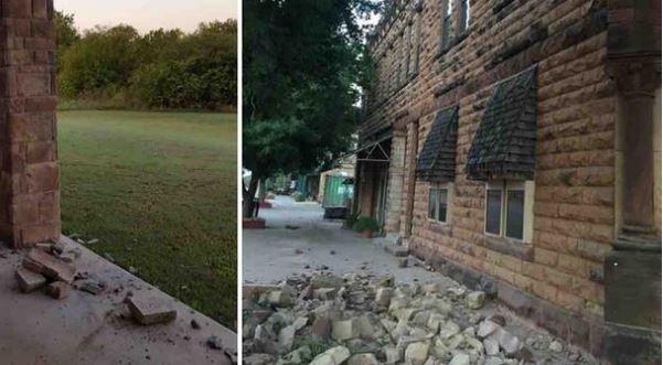 Cutremur de 5,6 inregistrat in Oklahoma. Unul dintre cele mai puternice seisme inregistrate in SUA, resimtit in 7 state