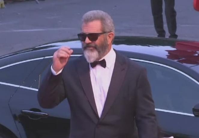 Mel Gibson, pe post de regizor la Venetia. Actorul si-a prezentat drama