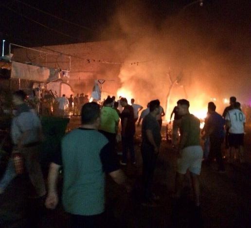 Atentat la Bagdad. 9 morti si 20 de raniti dupa ce un kamikaze s-a detonat la o adunare a musulmanilor siiti