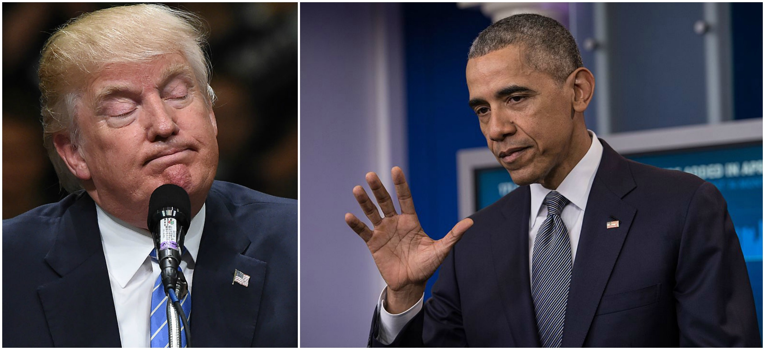 Donald Trump cere Congresului sa ancheteze daca Barack Obama a ordonat eventuale interceptari la Trump Tower