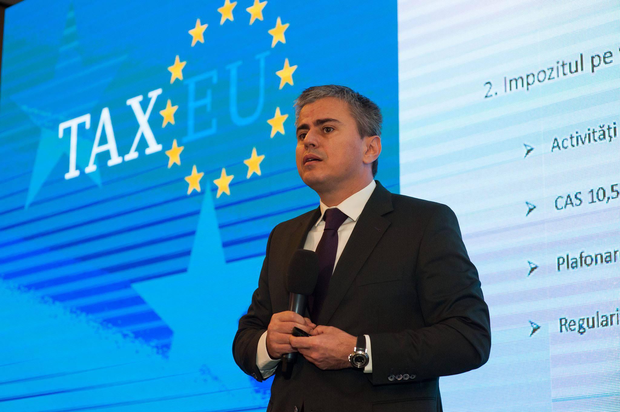 Scandalul dublarii CAS-ului pentru angajati. Gabriel Biris, secretar de stat in Ministerul Finantelor, a demisionat