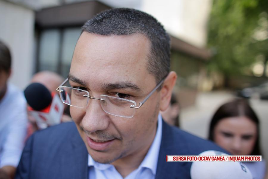 DNA Ploiesti a pus sechestru pe un imobil al lui Victor Ponta, in dosarul privind invitarea lui Tony Blair in Romania
