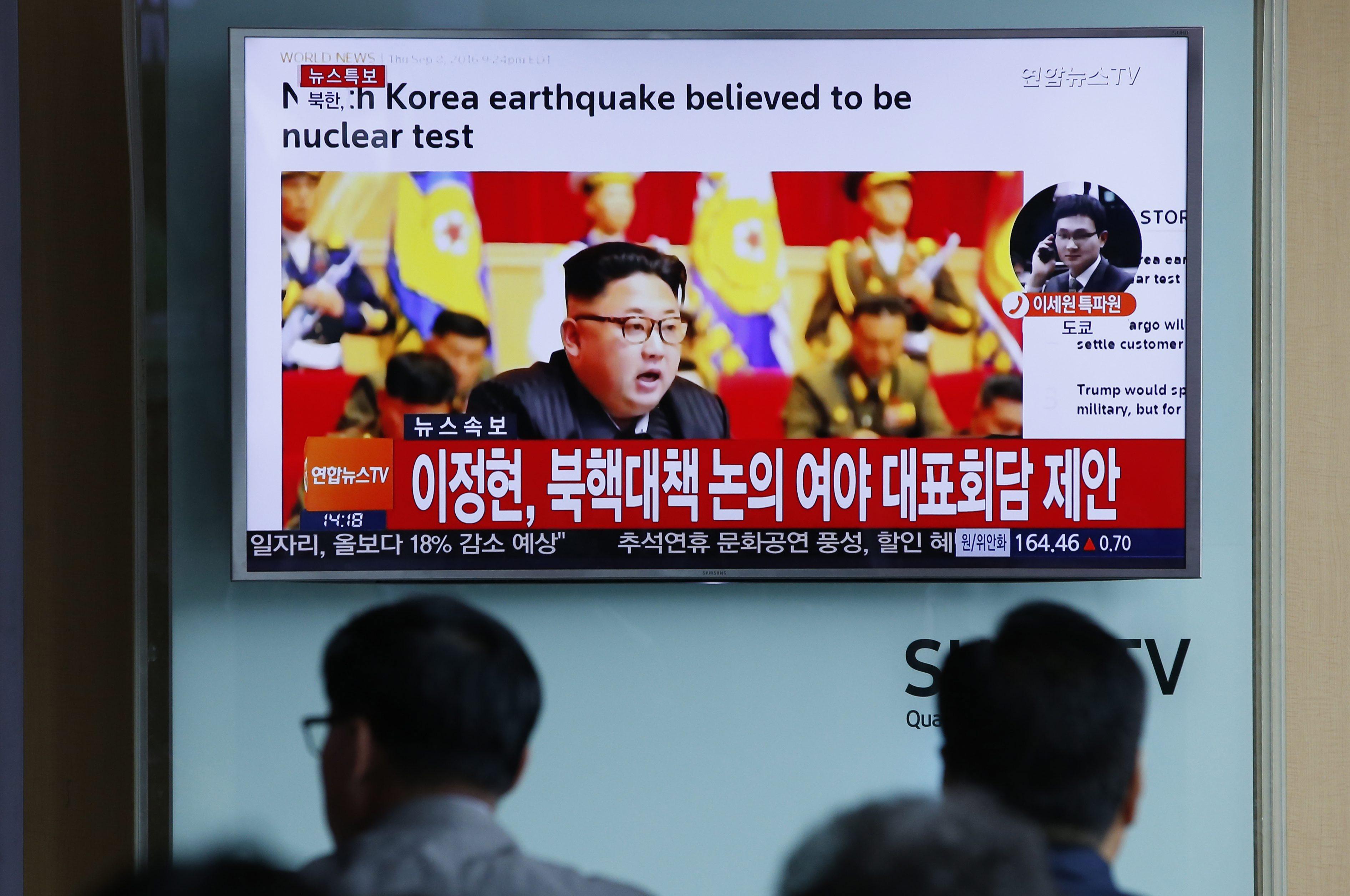 Dupa trei zile de la al cincilea test nuclear, Coreea de Nord se pregateste de inca unul. Cine face anuntul ingrijorator