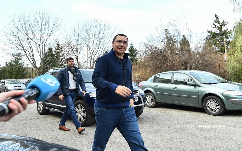 Victor Ponta a rabufnit, din cauza drumurilor pe care le face la DNA: