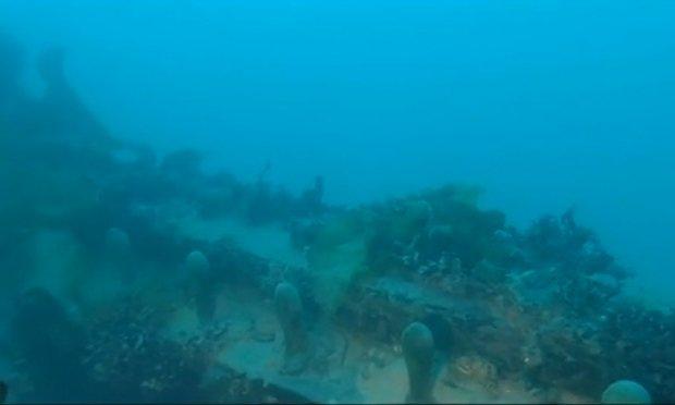 O corabie disparuta in conditii misterioase a fost regasita dupa 168 de ani. Nimeni nu stie unde este echipajul