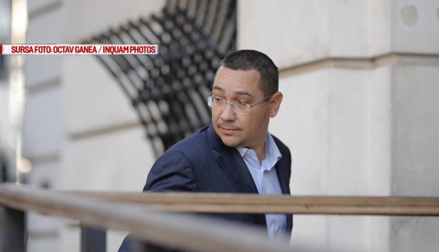 Victor Ponta a scapat de controlul judiciar impus in dosarul