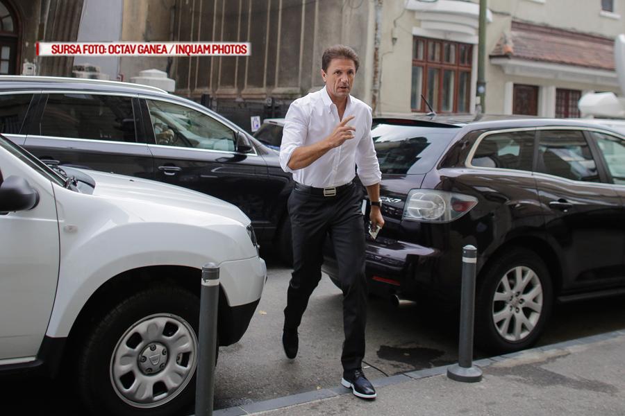 Gica Popescu, chemat la DNA. Fostul fotbalist va da explicatii privind cele 4