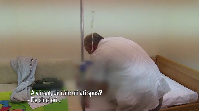 Alerta medicala in Moreni: 12 copii au ajuns la spital cu dureri de burta, ameteli si greata. Explicatia medicilor