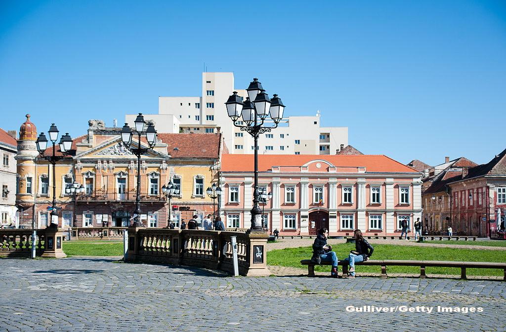 Orasul Timisoara a fost desemnat Capitala Europeana a Culturii 2021.