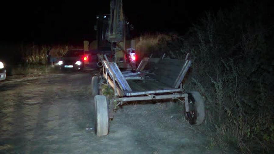 O intreaga familie din Dambovita a pierit dupa ce a intrat cu caruta intr-o balta. Ce au gasit politistii la locul tragediei