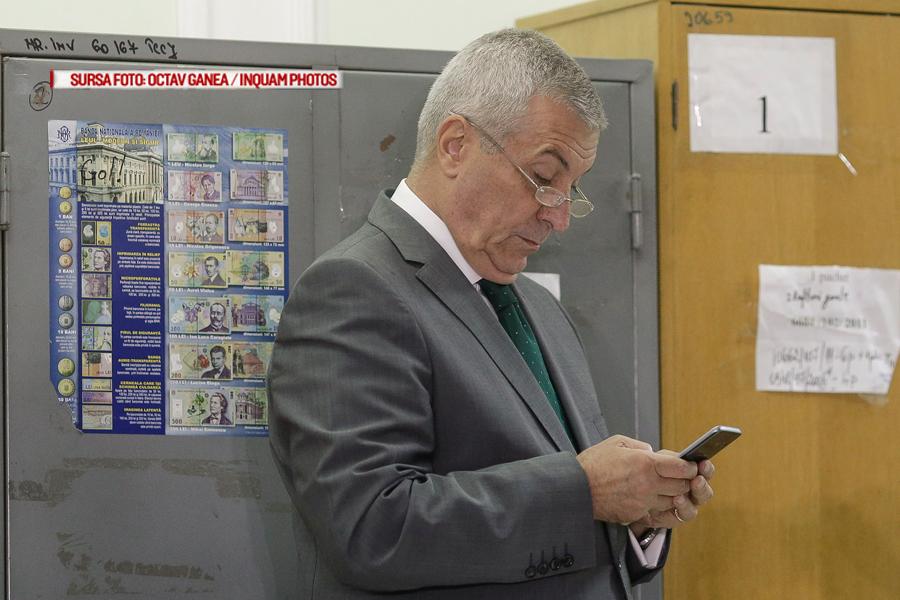 Calin Popescu Tariceanu a ajuns din nou in fata judecatorilor. Presedintele Senatului este acuzat de marturie mincinoasa