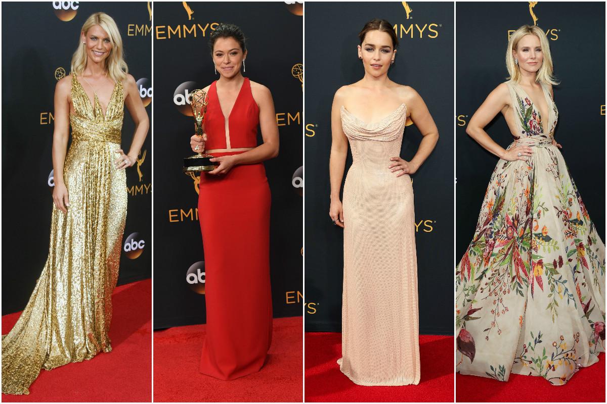Premiile Emmy 2016: aparitiile de pe covorul rosu