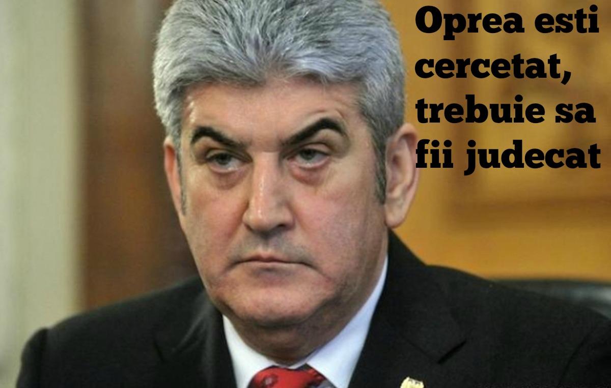 Protest fata de decizia Senatului in cazul lui Gabriel Oprea, joi seara. Mii de oameni anunta ca vor iesi in strada