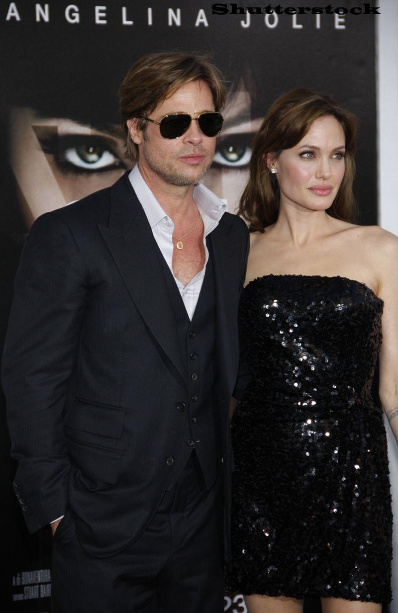 Noua decizie pe care a luat-o Angelina Jolie l-a devastat pe Brad Pitt. In scandal se implica si sotul lui Marion Cotillard
