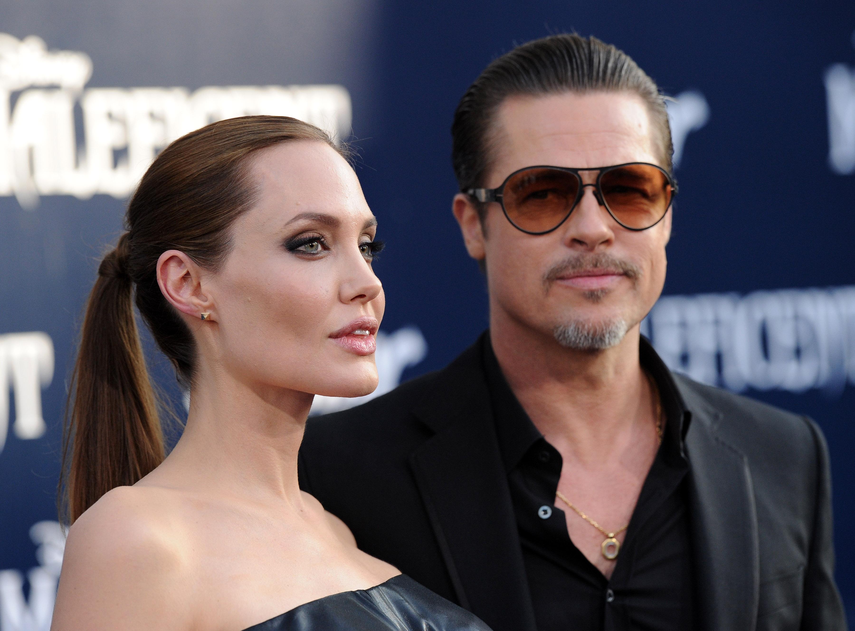 Gestul pe care l-a facut Angelina Jolie, la cateva zile dupa divort.