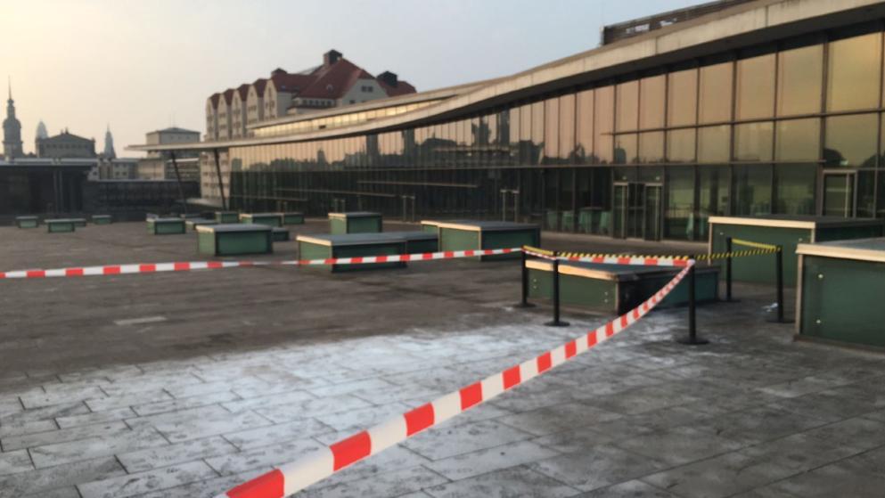 Doua dispozitive improvizate au explodat in Dresda, Germania. Nu s-au inregistrat victime