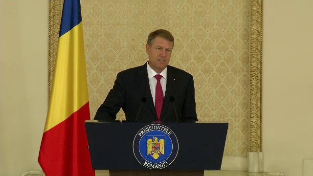 Raspunsul dat de Klaus Iohannis lui Tariceanu, privind numirea noului prim-ministru.