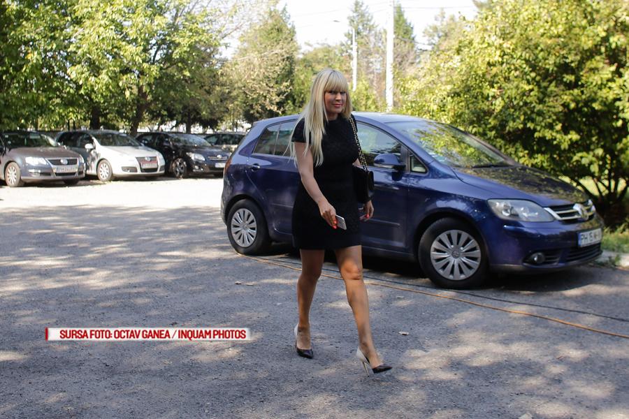 Elena Udrea a reclamat la Parchetul General 3 procurori DNA. Fostul ministru sustine ca are o inregistrare compromitatoare