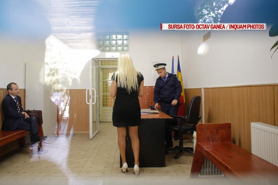 Elena Udrea, audiata la DNA Ploiesti in dosarul lui Vasile Blaga.