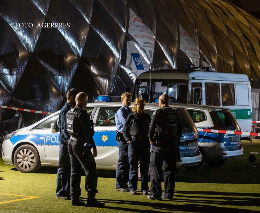 Un refugiat irakian a fost impuscat mortal de politie in Berlin. Barbatul voia sa-si razbune fiica violata de un pakistanez