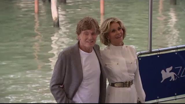 Jane Fonda şi Redford din nou împreună, pe ecrane: