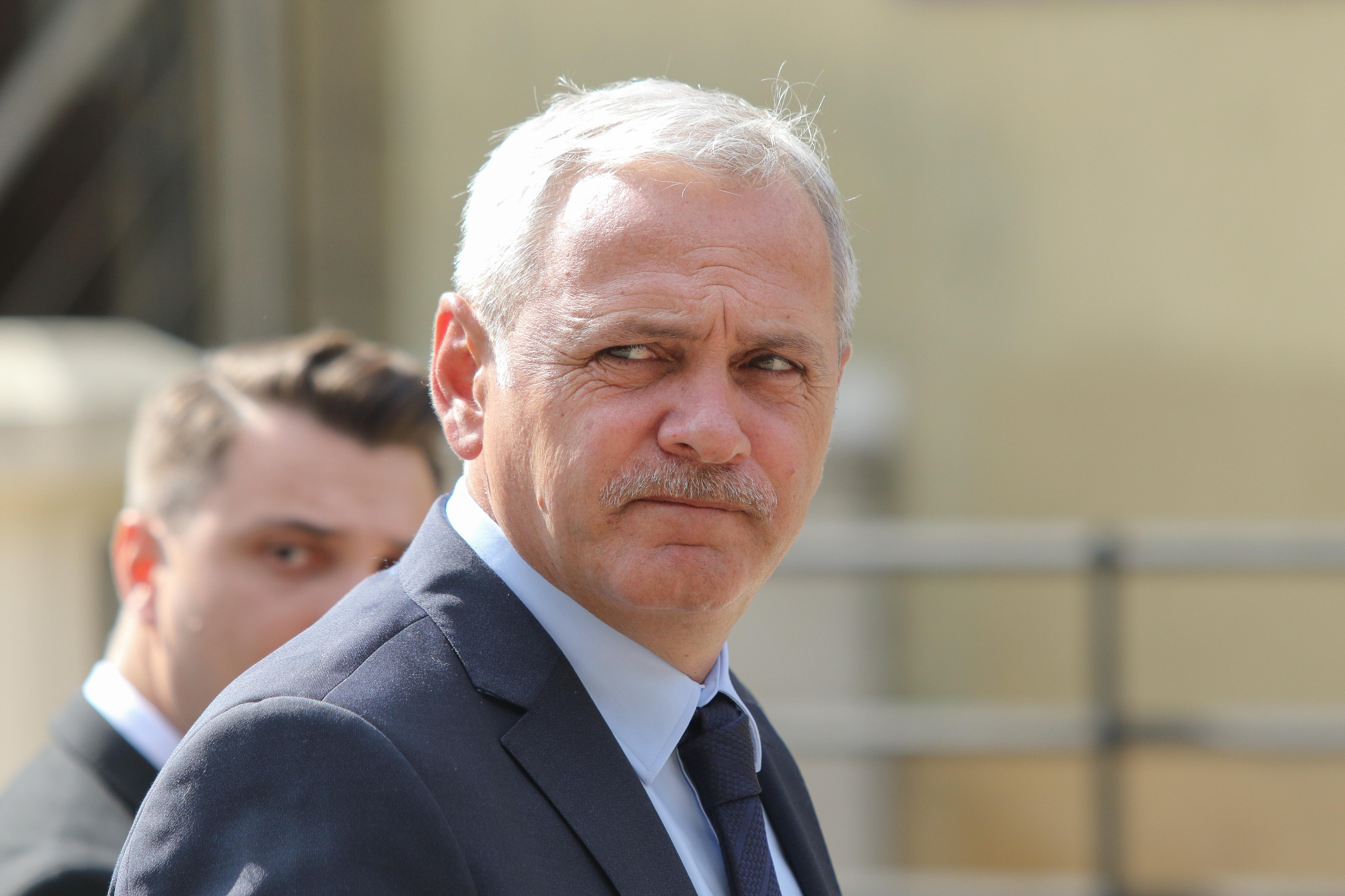 Liviu Dragnea, despre o eventuală înlocuire a ministrului Liviu Pop: Nu se pune problema