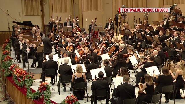 Festivalul ''George Enescu'' a început. Cele mai importante orchestre ale lumii pe scenă Sălii Palatului şi la Ateneul Român