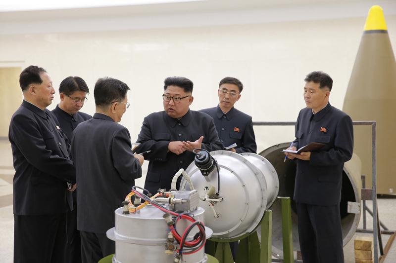 """Coreea de Nord amenință cu un nou test nuclear: """"Ați fi șocați să vedeți cât de pregătiți suntem"""""""