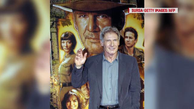 Harrison Ford revine în rolul lui Indiana Jones. Filmul, lansat în 2019